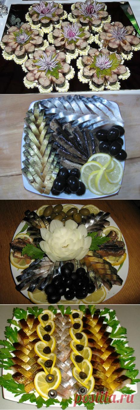 Рыба к праздничному столу!