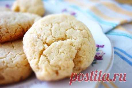 Нежное песочное печенье рецепт – Выпечка и десерты. «Еда»