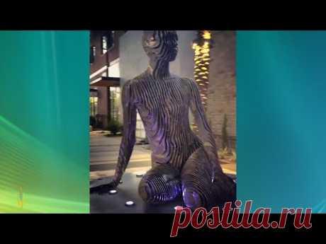 Потрясающие Способности, Навыки, Умения и Творчество Людей ☬ People Are Awesome ☬23☬ Сделано Руками - YouTube