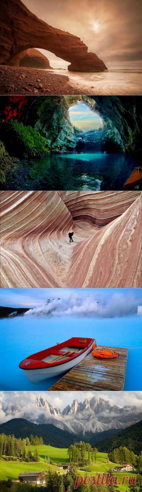 (+1) тема - Фантастические места нашей планеты | ТУРИЗМ И ОТДЫХ