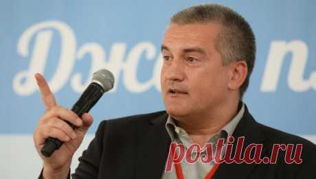 Аксенов заверил, что культурная блокада Крыма провалится | РИА Новости