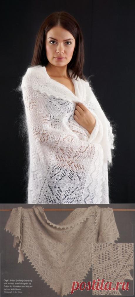 оренбургский платок | Записи с меткой оренбургский платок | Дневник Emeralda7
