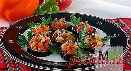 Баклажаны соте - кулинарный рецепт. Миллион Меню