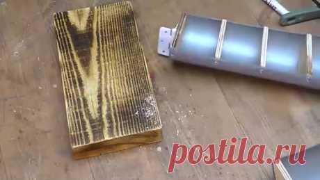 Шикарная идея из 110 пластиковой трубы