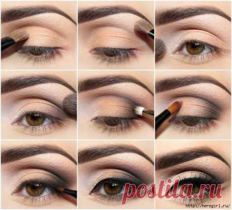 5 правил антивозрастного макияжа глаз