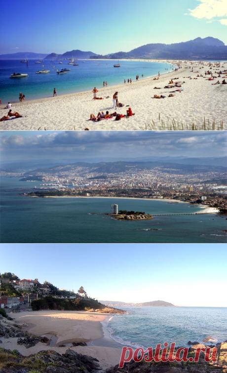 Пляжи Виго: самые знаменитые места отдыха в заливе Испании