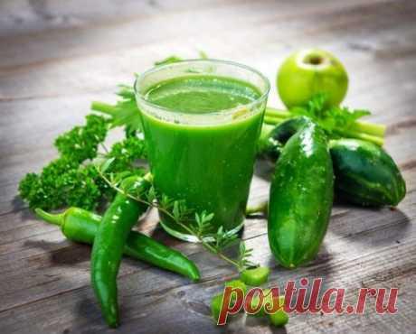 (+1) Огуречный сок – польза для похудения