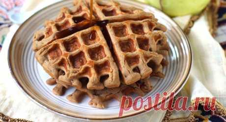 Вкусные и полезные вафли: 10 рецептов
