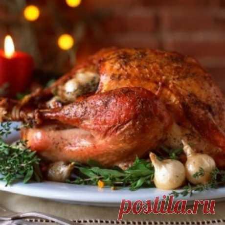 Индейка – лучшие блюда из самой полезной птицы - МирТесен