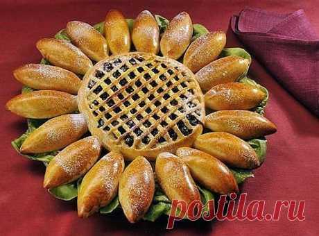 Пироги, которые не черствеют -  Одноклассники
