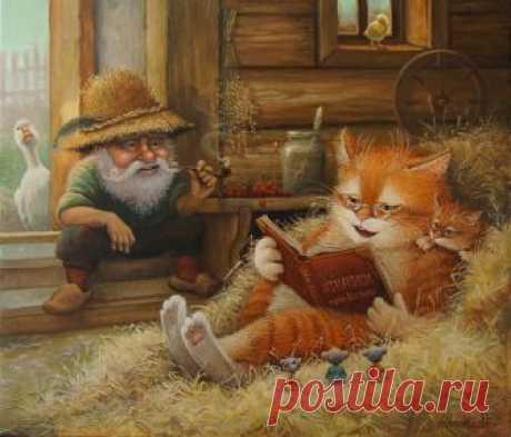 'Сказки на сеновале'