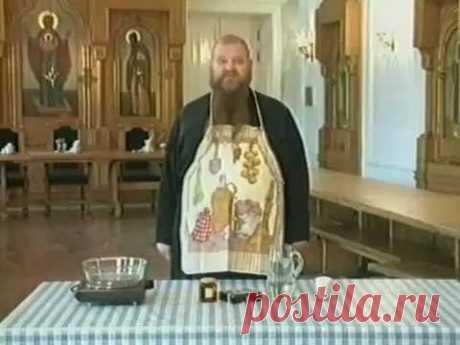 Постные блюда Рецепты .
