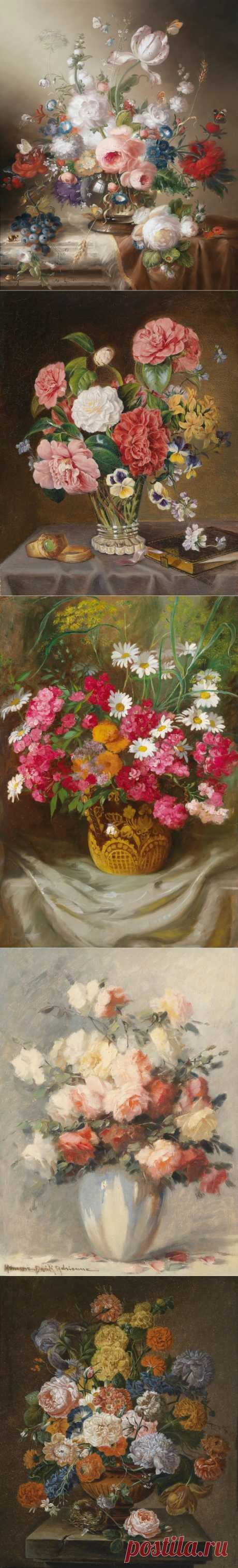 АукционноНатюрмортное ассорти. | Мы все родились, чтоб в счастье жить. Весна пускай приносит перемены….
