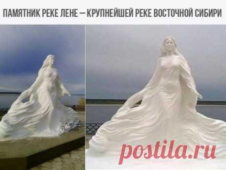 Сила и нежность Аж гордость берет за отечественных скульпторов