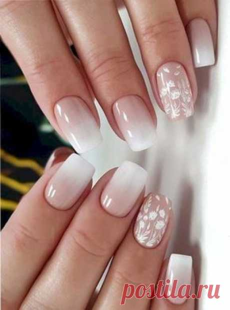 37 Perfect Ombre Nail Design To Upgrade Your Style