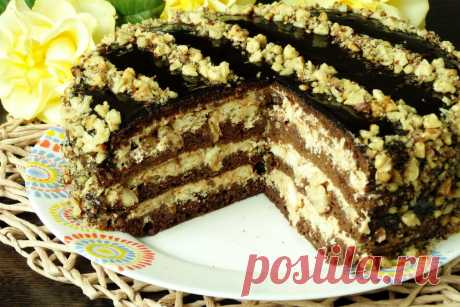 Торт «Сникерс» – моё коронное блюдо на все праздники, родня съедает за один присест - Женский журнал Очень вкусный торт – нравится и взрослым, и детям. Готовить совершенно не сложно, даже если мало опыта. Если хотите угодить всем гостям, этот торт – то, что надо....