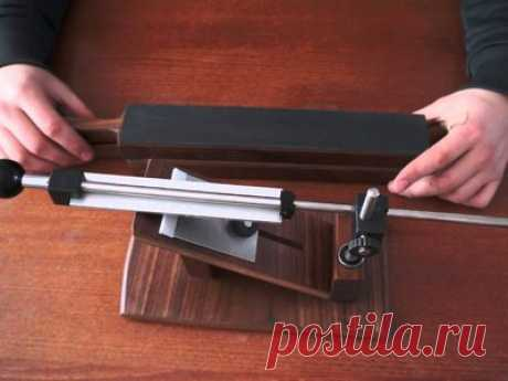 Угол заточки ножей таблица; материалы для лезвий в зависимости от назначения ножа