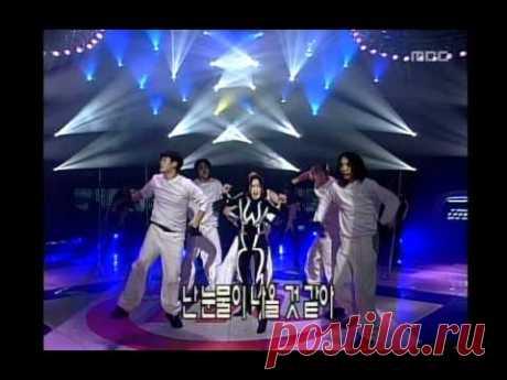 음악캠프 - Baek Ji-young - Burden, 백지영 - 부담, Music Camp 19991030 - YouTube