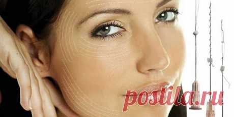 Face lifting without operation. Honest review: 10 most effective techniques
