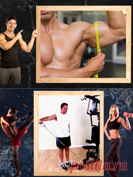 4 полезных совета, которые нужно помнить новичку для роста мышц.