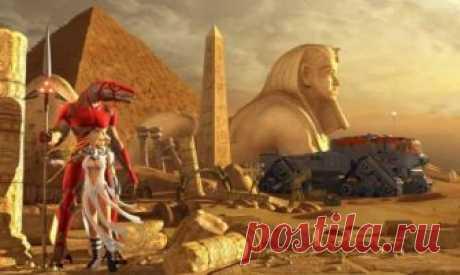 Цивилизацию Древнего Египта создали пришельцы из космоса?  Египет! Страна чудес, тайн и магии. На протяжении многих веков громадные пирамиды, непостижимый сфинкс и могучие храмы, расположенные в нижнем течении Нила, владели умами людей. Их безмолвное величие…