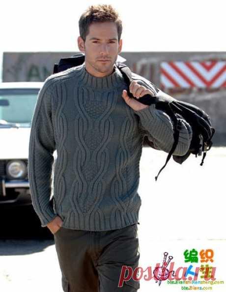 Вязание: для мужчин | Записи в рубрике Вязание: для мужчин | Дневник irinadas