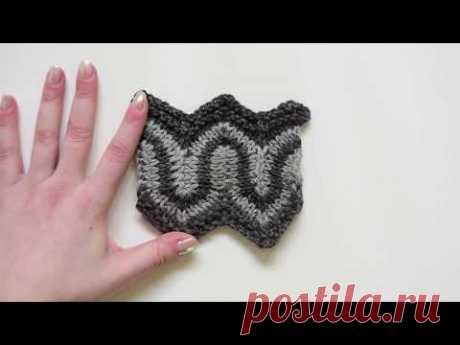 Knit Tips: The Centered Stacked Decrease