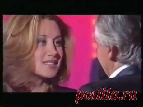 Lara Fabian et Michel Sardou Je Vais T'aimer
