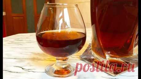 Коньяк для любителей домашних напитков. Очень ароматно и полезно