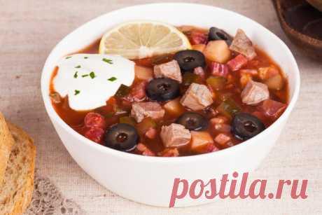 Как приготовить вкусную солянку в домашних условиях – лучшие рецепты с фото | Статьи (Огород.ru)