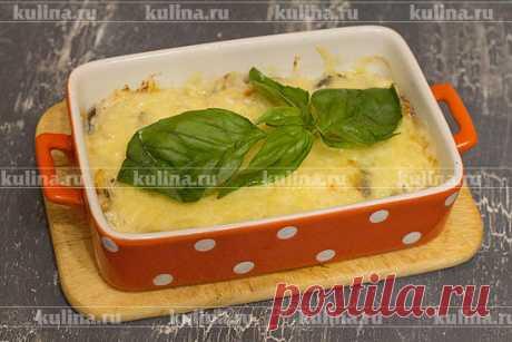 Минтай в духовке – рецепт приготовления с фото от Kulina.Ru