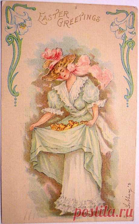 Пасхальные открытки - 85 фото. Фотографии Ольга Дудина.