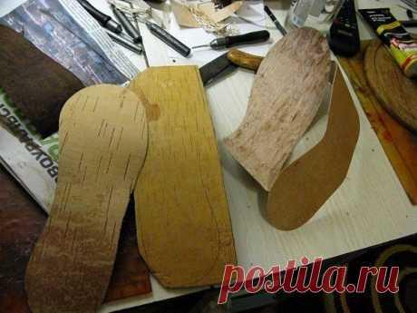 Вот как лечат стельки из бересты
