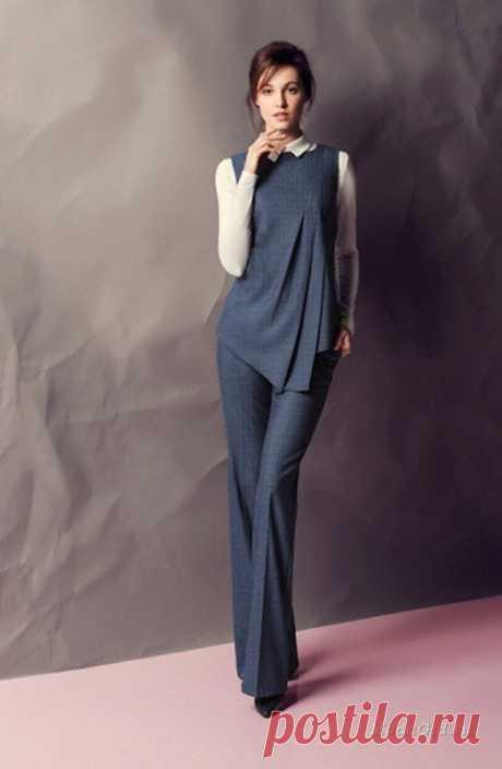 La moda femenina: AG Green, el otoño-invierno 2016-2017