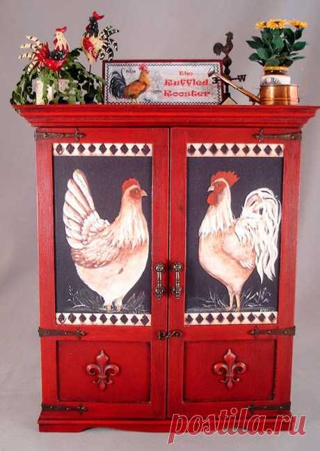 (3727) Pinterest - By Connie Sauve. Good Sam Showcase of Miniatures: Exhibit: The Ruffled Rooster | Miniatures 8
