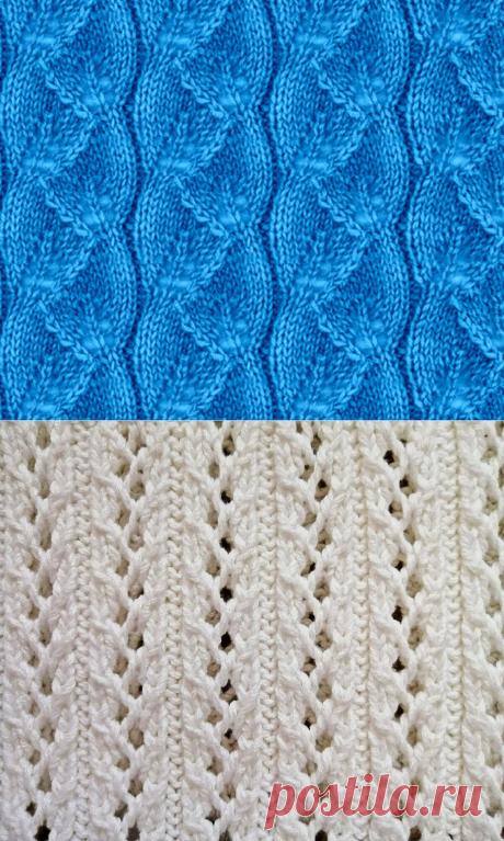 Проще простого: 10 ажурных узоров с легкими схемами | Paradosik_Handmade | Яндекс Дзен