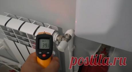 Подключение теплого пола к системе отопления без насосного узла своими руками