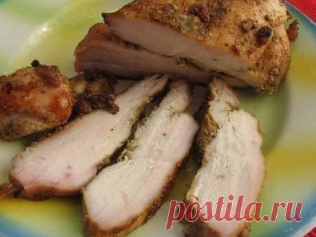 """Пастрома из курицы """"Забудьте о колбасе"""" - быстро, легко и просто."""