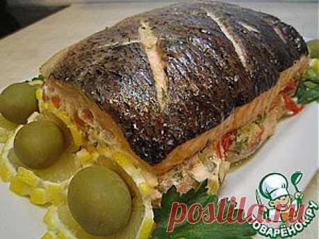Рыбный ларец - кулинарный рецепт