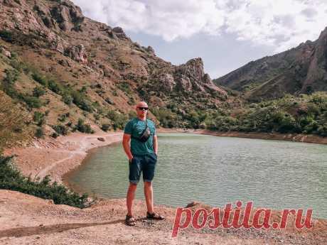 Место в Крыму с горным озером и каскадом водопадов о котором знают не все | Crimchane ➭ Travel | Яндекс Дзен