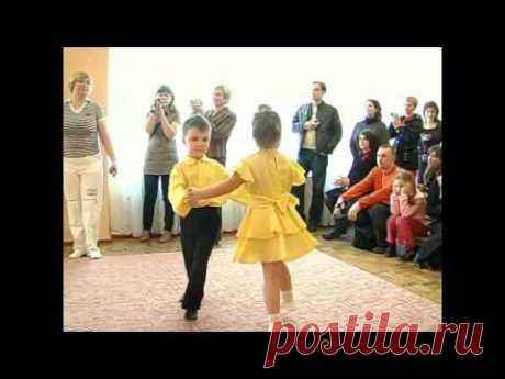 """Парный танец  """"Полечка"""""""
