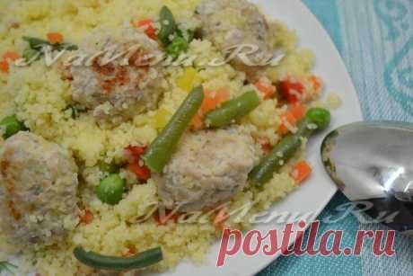 Кускус с мясом и овощами в мультиварке | Быстрые и простые рецепты | Яндекс Дзен