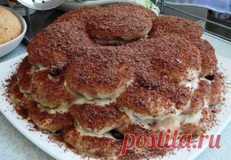 "The best culinary recipes: ""Черепаха&quot cake;"