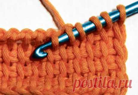Тунисское вязание крючком для начинающих: схемы с описанием, модели и узоры