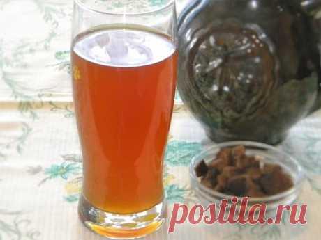 El kvas rural - receta de abuela.