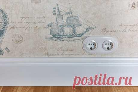 Плинтусы и панели: Как они могут испортить впечатление от ремонта | Houzz Россия