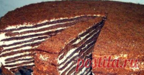 Торт «Нутелла». Нежный, воздушный и необыкновенно вкусный!