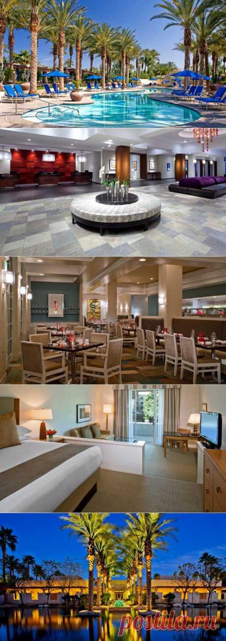Отель Hyatt Regency Indian Wells (Индиан-Уэльс, Калифорния, США) >>бронировать