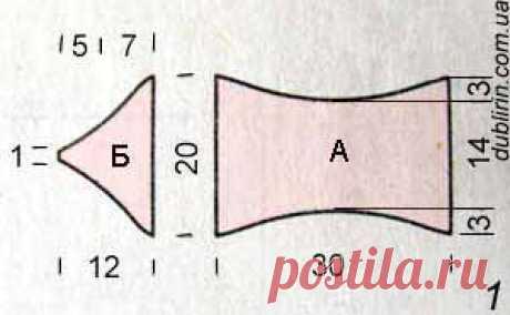 Подушка-валик восточном стиле