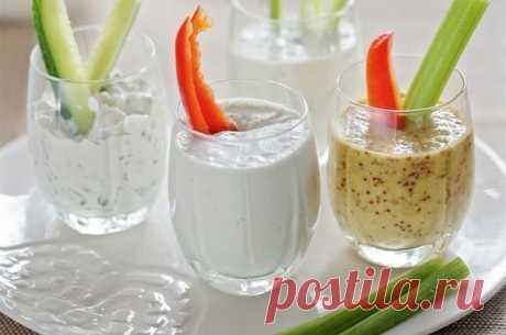 La sustitución de la mayonesa - las recetas Simples Овкусе.ру